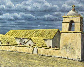 Kirche in Chile (2002)