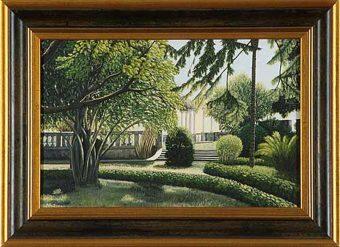Garten in Italien (2002)